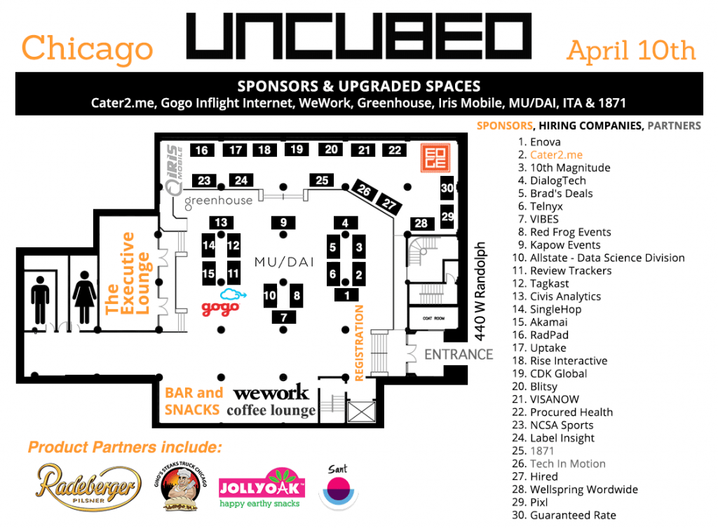 chicago uncubed layout