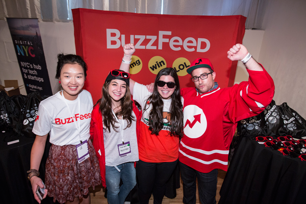 buzzfeed nyc uncubed startup job fair