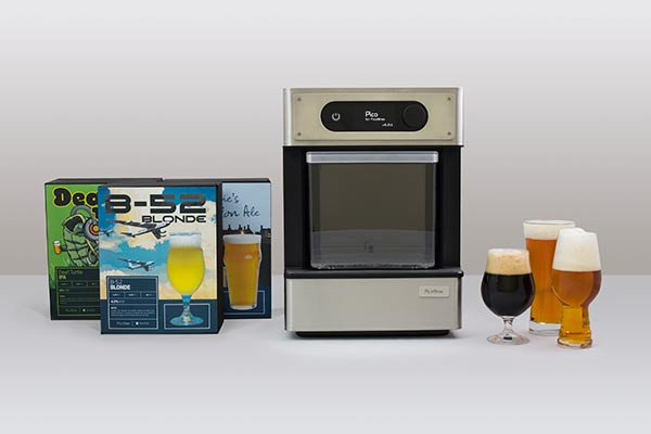 Picobrew beer brewer