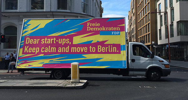 berlin billboard