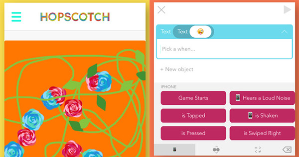 hopscotch app for coding