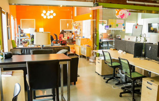 Kleverdog Coworking Space in Los Angeles