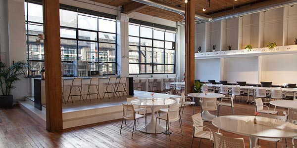 the riveter coworking in seattle