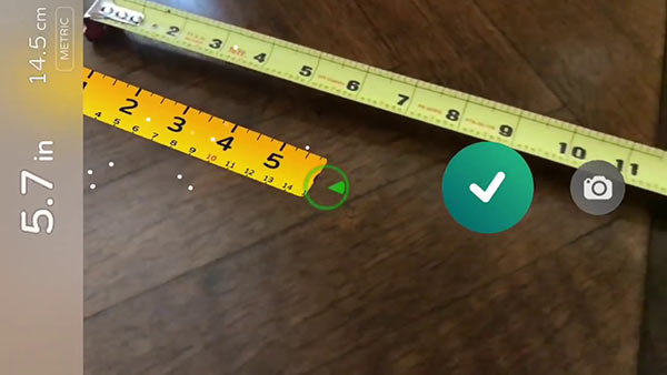 AR Measuring Tape