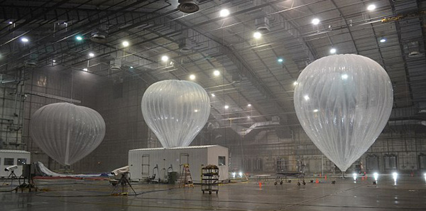 Google S Weather Balloons Are Providing Internet For Puerto Rico Uncubed