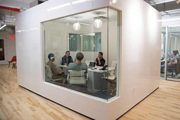 15 coworking spaces in nyc you need to know uncubed Coworking space design ideas